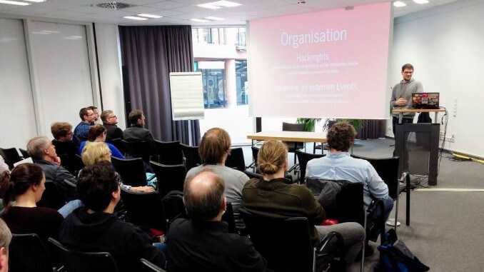 Open Data Day 2017 in der VHS Münster